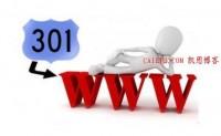 Z-BLog博客程序 301重定向代码设置方法