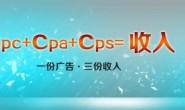 广告联盟之CPS