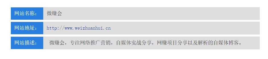 微赚会博客,优化篇(2)